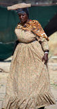 Herero Woman Royalty Free Stock Images
