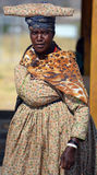Herero Woman Stock Images