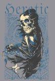 Heretic Death vector illustration