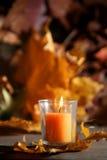 Herfst stilleven stock foto