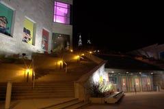 Hergé i Quebec City Arkivbilder
