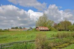 Hergestellter Richmond Farm Lizenzfreie Stockfotografie