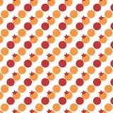 Herhaal geometrisch de kleuren abstract vectorpatroon van de sterpunt Stock Afbeelding