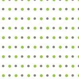 Herhaal het vectorpatroon van de puntkleur Royalty-vrije Stock Afbeeldingen