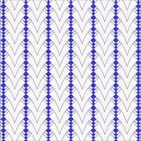 herhaal samenvatting van de patroon de moderne kleur een bandachtergrond Stock Afbeelding