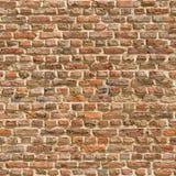 Herhaalbare middeleeuwse muurachtergrond Royalty-vrije Stock Fotografie