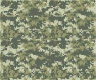 Herhaalt de textuur militaire camouflage naadloos leger Royalty-vrije Stock Afbeeldingen