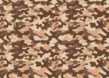 Herhaalt de textuur militaire camouflage naadloos leger Royalty-vrije Stock Foto