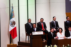 Heriberto Felix, Secretary of Social Development Stock Image