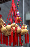 Herinnering bij het Lopen van straat in Chengdu, China Royalty-vrije Stock Foto