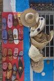 Herinnering in giftwinkels Royalty-vrije Stock Fotografie