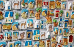 Herinnering Tunesië Stock Foto's
