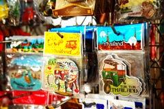 Herinnering in winkelscène Stock Foto