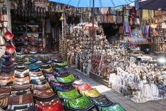 Herinneringen bij Ubud-Markt royalty-vrije stock afbeelding