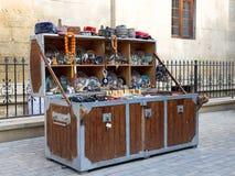 Herinneringen van Baku Stock Foto's