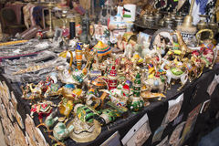 Herinneringen van Jerash in Jordanië Royalty-vrije Stock Fotografie