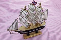 Herinneringsboot Royalty-vrije Stock Foto's