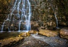 Herisson Falls Royaltyfri Fotografi
