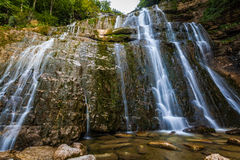 Herisson Falls Royalty Free Stock Photography