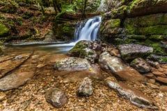 Herisson Falls Stock Photography