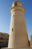 Heritage architecture in Doha. Architecture doha. a land mark in qatar Stock Photo