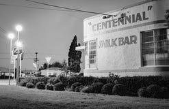 Heritage Art Deco Style Centennial Milk Bar Royalty Free Stock Photos