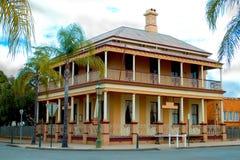 Heritage Building. In Maryborough, Queensland, Australia Royalty Free Stock Photos