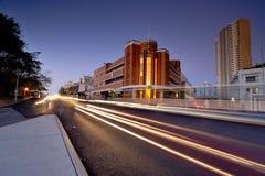 Heritage building in Brisbane CBD Stock Photos