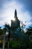 Heritage of Cebu Monument. Ferdinand Magellan. Stock Images