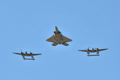 Heritage Flight Royalty Free Stock Images