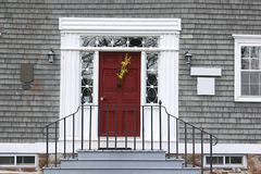Heritage Home Entrance. Entrance to a heritage home stock image