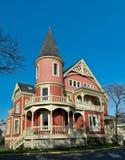 Heritage House Stock Photo