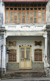 Heritage House, Penang, Malaysia royalty free stock photo