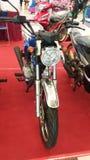 Heritage Motorbike. View at Mydin Air Keroh Melaka Stock Images