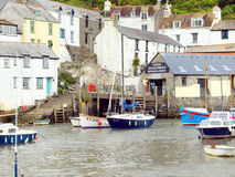 Heritage Museum, Polperro, Cornwall. Royalty Free Stock Photos
