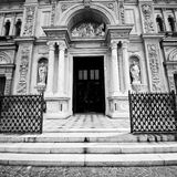 Heritage  old architecture in italy europe milan religion Royalty Free Stock Images