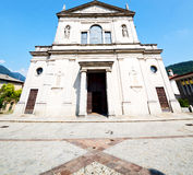 Heritage  old architecture in italy europe milan religion Stock Photos