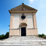 Heritage  old architecture in italy europe milan religion Stock Images