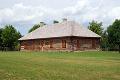 Heritage Park in Tokarnia Royalty Free Stock Photography