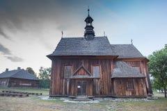Heritage Park in Tokarnia near Kielce Stock Image