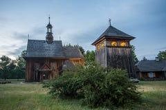Heritage Park in Tokarnia near Kielce Royalty Free Stock Photography