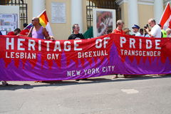Heritage of Pride Royalty Free Stock Photos
