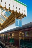 Heritage Railway Norfolk England Stock Image