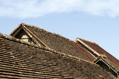 Heritage roof Royalty Free Stock Image