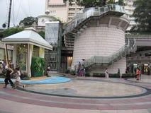 1881 Heritage shopping arcade, Tsim Sha Tsui, Hong Kong royalty free stock images