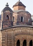 Heritage temple at Bishnupur Stock Photos