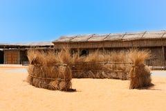 Heritage village in Dubai, UAE Royalty Free Stock Photography
