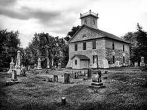 Herkimer教会 免版税图库摄影