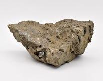 Herkimer diament nocujący w kamieniu Zdjęcie Royalty Free