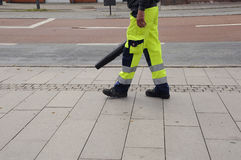 HERLEV COUNCIL SERVICE WORKER Royalty Free Stock Photo